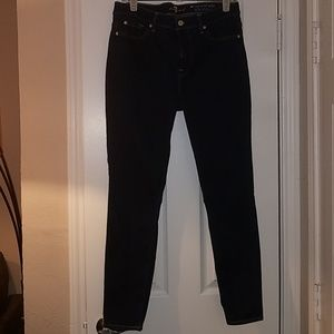 7 for all Mankind ankle skinny Jeans, 31